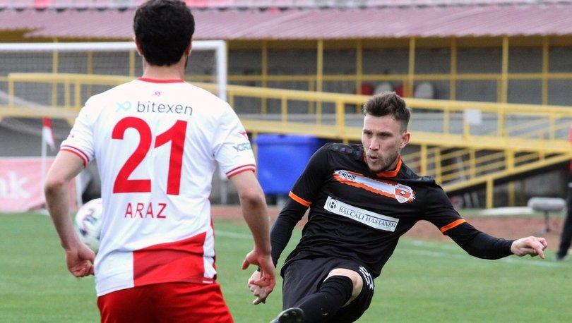 Beypiliç Boluspor: 1 - Adanaspor: 2