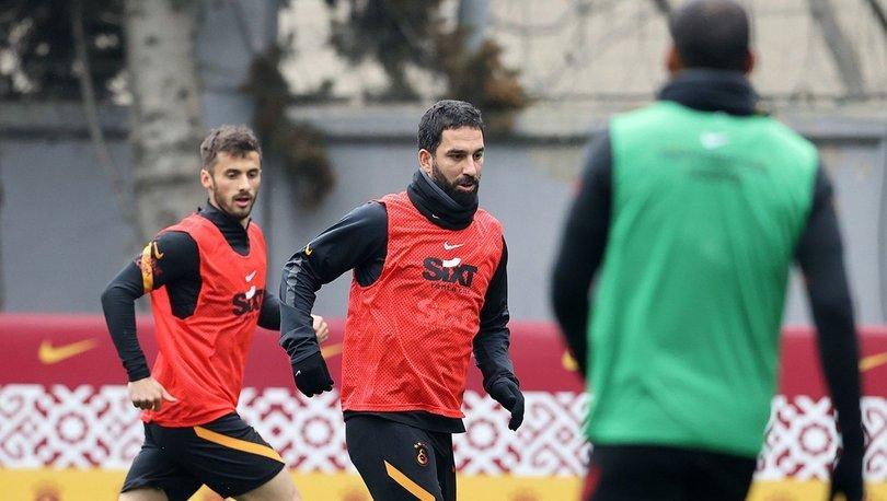 Galatasaray, Fatih Karagümrük maçının hazırlıklarına başladı