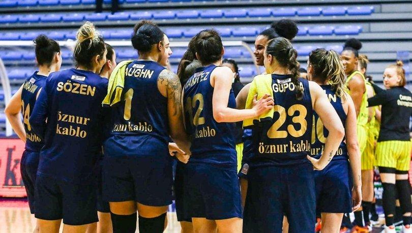 Fenerbahçe Öznur Kablo: 83 - Çankaya Üniversitesi: 61