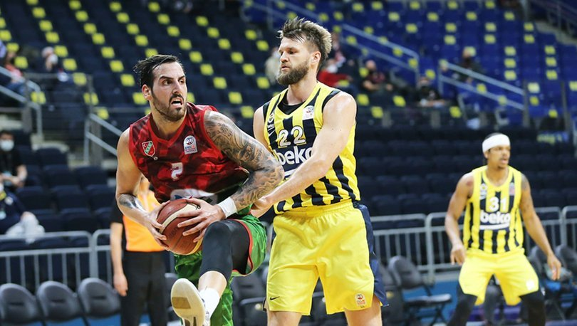 Fenerbahçe Beko: 117 - Pınar Karşıyaka: 59