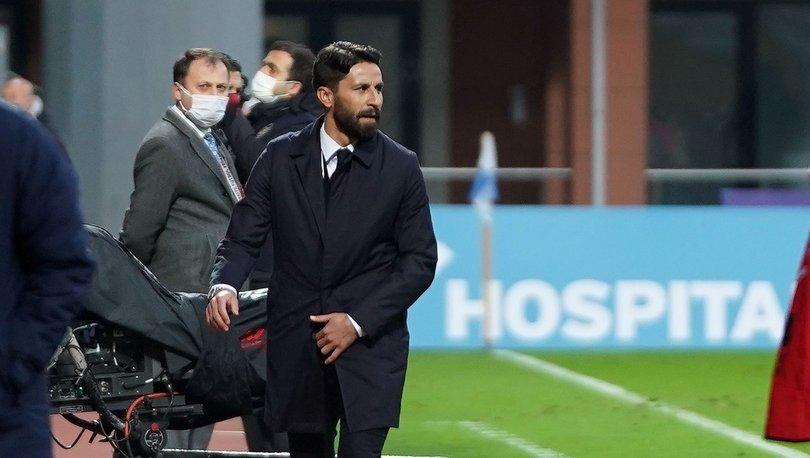 Kasımpaşa'da Şenol Can takımın başında ilk maçına çıktı