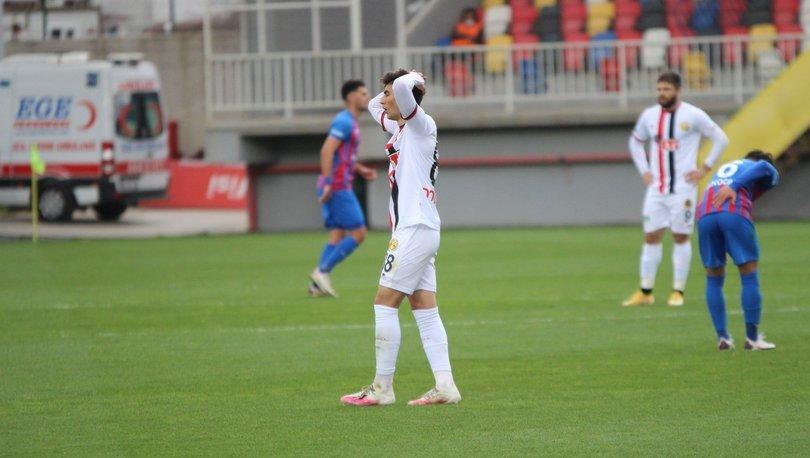 SON DAKİKA! Eskişehirspor küme düştü! Taraftarlar yıkıldı... (Altınordu - Eskişehirspor maç sonucu)