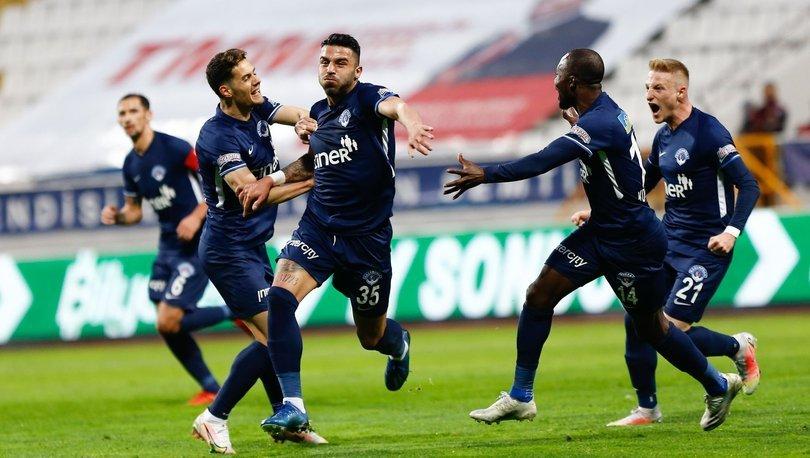 Son dakika: Kasımpaşa Beşiktaş MAÇ SONUCU ve ÖZETİ