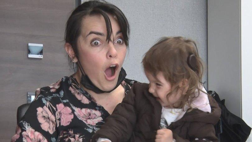 Anne sesi... SON DAKİKA: Küçük Majra, Türk hekimleri sayesinde annesini duydu