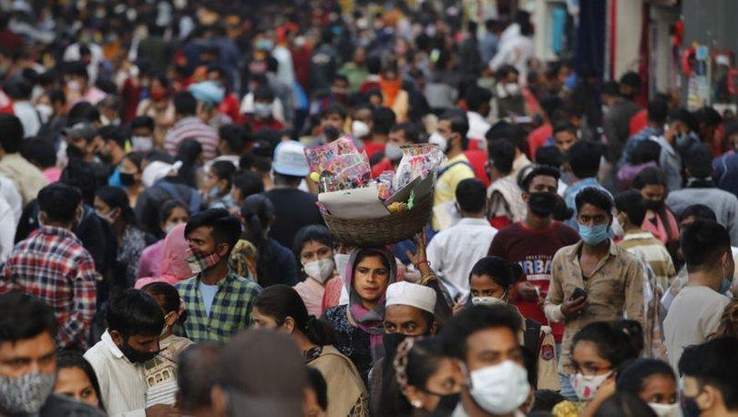 REKOR! Son dakika: Hindistan'da bir günde 100 binden fazla koronavirüs vakası tespit edildi! - Haberler
