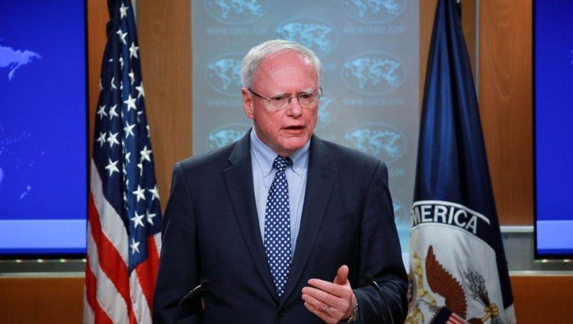 SON DAKİKA: ABD'nin eski Suriye Özel Temsilcisi James Jeffrey, Türk-Amerikan ilişkilerini değerlendirdi!