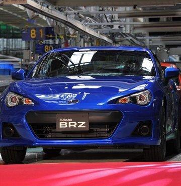 Subaru çip sıkıntısı nedeniyle üretime ara vereceğini açıkladı