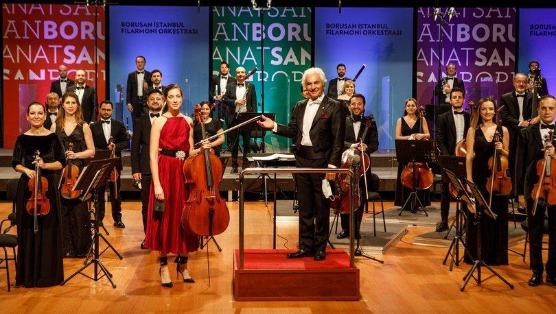 """""""Klasik Müziğin Ustaları"""" Borusan Sanat'ta"""