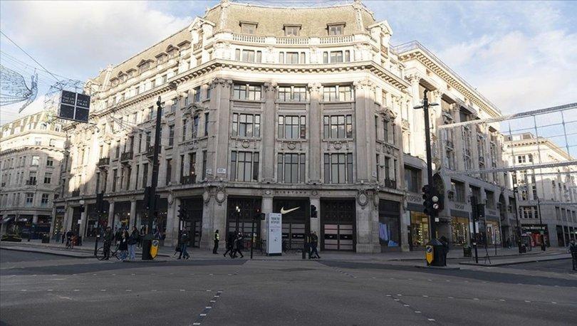 İngiltere'de 12 Nisan'da işletmeler yeniden açılacak