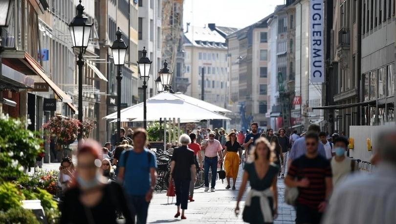 Almanya'da halkın çoğunluğu ülke çapında koronavirüs önlemleri istiyor