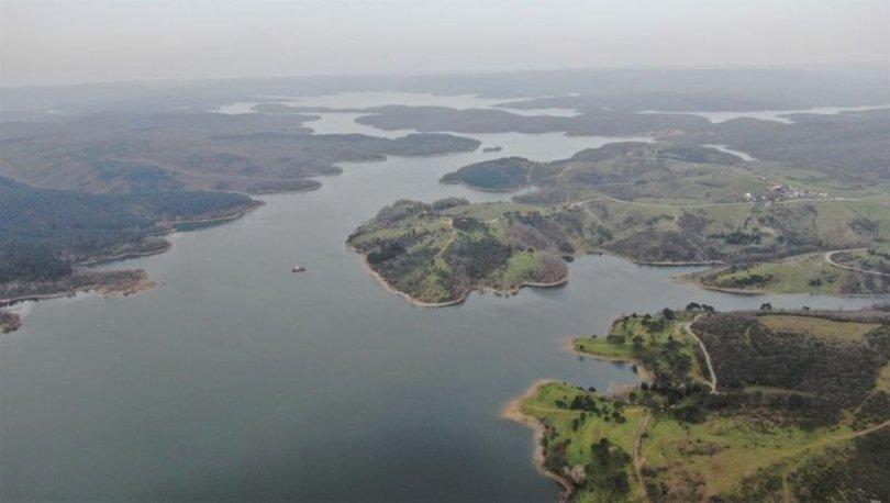 BARAJ DOLULUK ORANLARI! Son dakika: Barajlarda son durum! İSKİ barajlar...