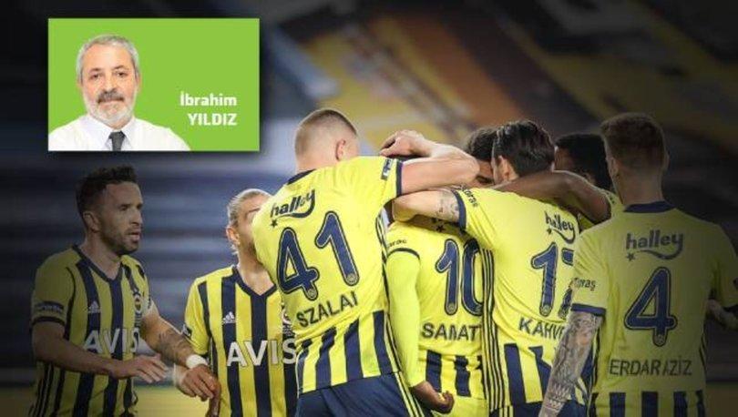 Son dakika İbrahim Yıldız yazdı: Yarış yeni başlıyor (Fenerbahçe Haberleri)
