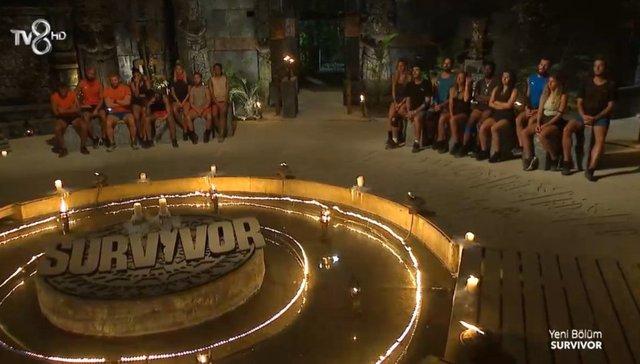 Survivor'da kim elendi, kim gitti? 6 Nisan Survivor 2021 SMS sıralaması