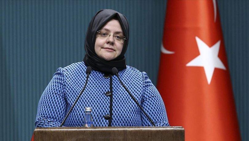 Bakan Zehra Zümrüt Selçuk'tan 'Sosyal Yardımların Dünü ve Bugünü' paylaşımı