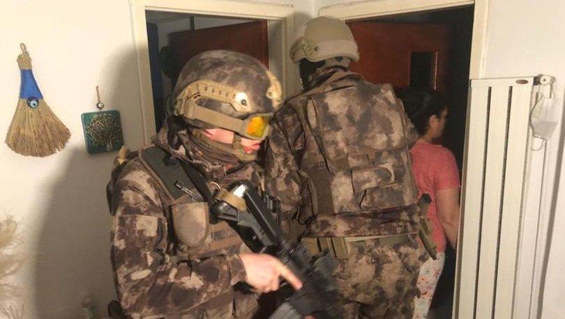 VADİ OPERASYONU | Son dakika: 8 ilde birden düğmeye basıldı! 81 gözaltı