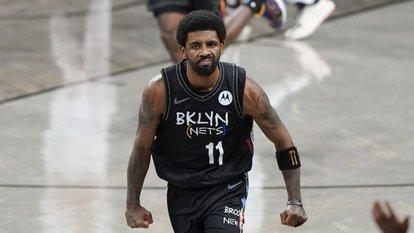 Brooklyn Nets, Kyrie Irving'le kazandı
