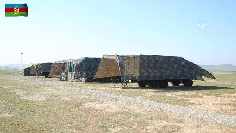 SON DAKİKA: Azerbaycan ve Türk ordularının muhabere birlikleri ortak tatbikata başladı - Haberler