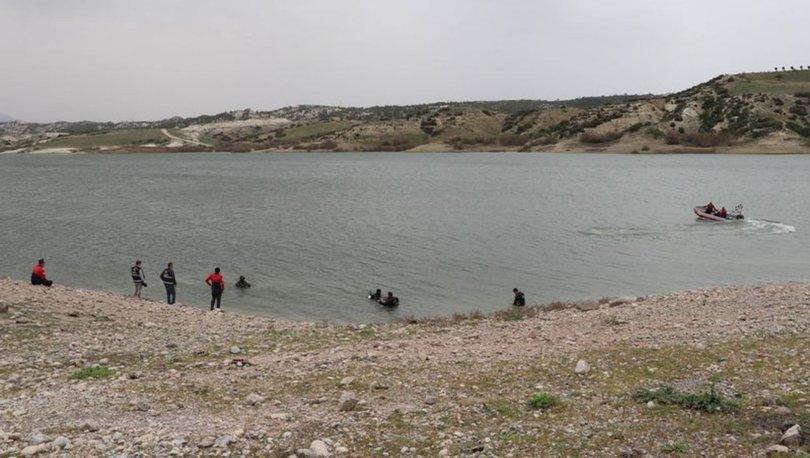 Denizli'de kayıp kişi, en son görüldüğü gölet çevresinde aranıyor