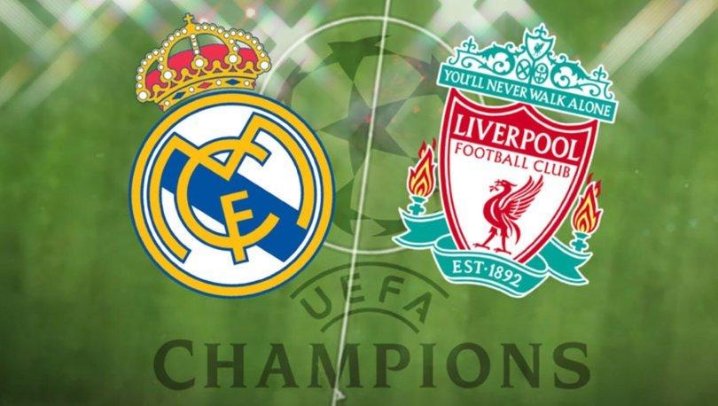 Real Madrid Liverpool maçı hangi kanalda CANLI yayınlanacak? Real Madrid Liverpool maçı ne zaman, saat kaçta?