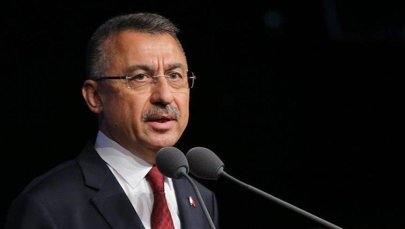 SON DAKİKA: Cumhurbaşkanı Yardımcısı Fuat Oktay'dan amirallerin bildirisine tepki!