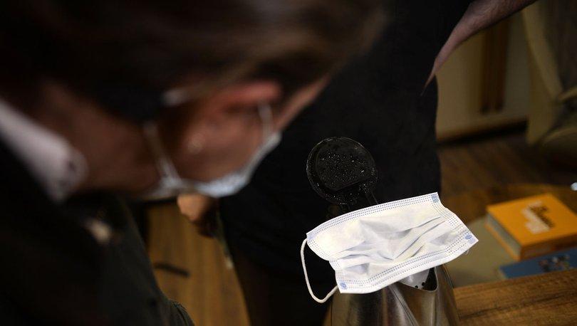 'Kurtçuklu maske' iddiasına yanıt! Son dakika haberleri