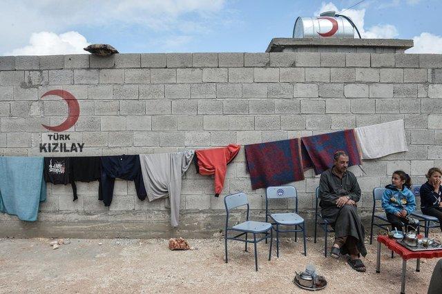 Suriye'nin gri kenti; Briket evlerde çocuk olmak