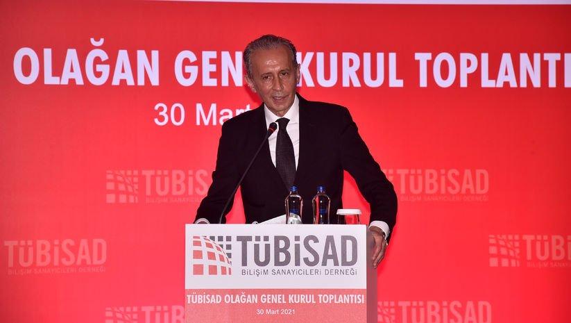 TÜBİSAD'ın yeni başkanı Kızıltan oldu