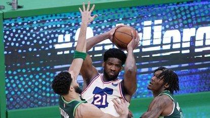 Furkan'lı 76ers, Celtics'i yendi