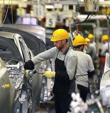 Otomotivin toplam ihracatında yüzde 37,62