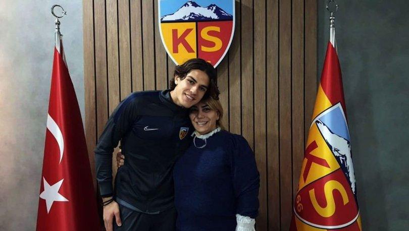 Kayserispor Kulübü Başkanı Gözbaşı'dan genç kaleci Doğan'a övgü