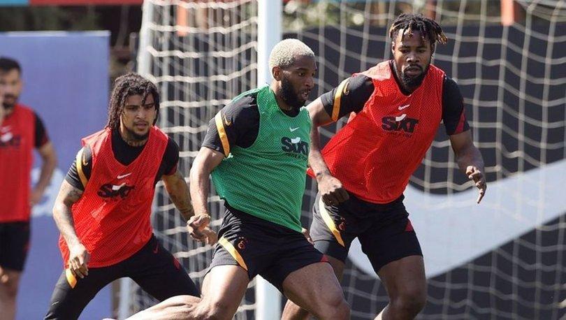 Galatasaray, Fatih Karagümrük maçının hazırlıklarını sürdürüyor