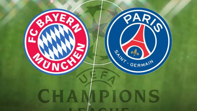 Bayern Münih PSG maçı hangi kanalda CANLI yayınlanacak? Bayern Münih PSG maçı ne zaman, saat kaçta?