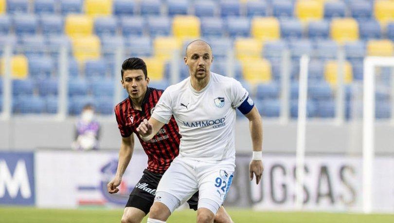 Gençlerbirliği: 1 - BB Erzurumspor: 1   MAÇ SONUCU