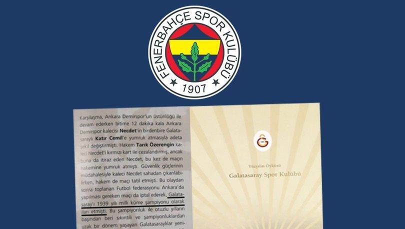 Fenerbahçe'den 1959 öncesi açıklaması: Tarih çarpıtılamaz! Spor haberleri