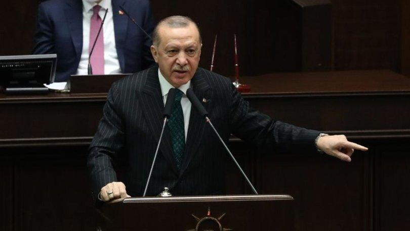 SON DAKİKA: Cumhurbaşkanı Erdoğan'dan 104 emekli amiralin bildirisine tepki!