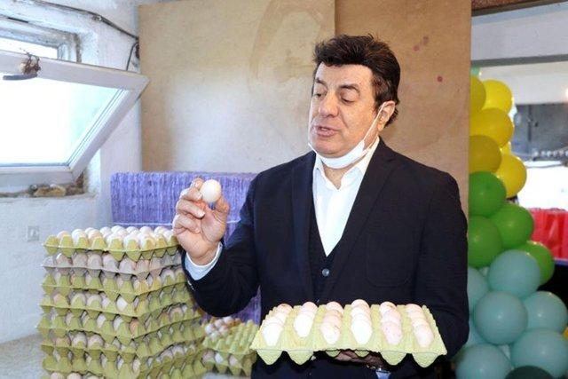 Coşkun Sabah tavuk çiftliği kurdu - Magazin haberleri