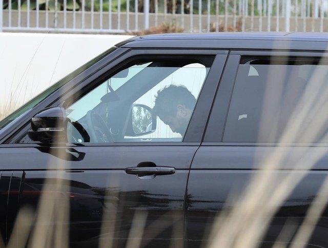 Gerard Butler direksiyon başında uyudu - Magazin haberleri
