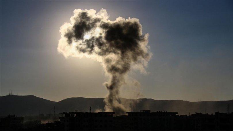 Esad rejimi, İsrail'in Şam'a hava saldırısı düzenlediğini iddia etti