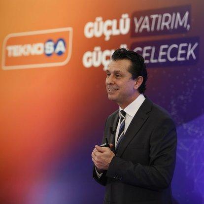 Teknosa Genel Müdürü Bülent Gürcan: Bu yıl 80 milyon TL'lik yatırım öngörüyoruz