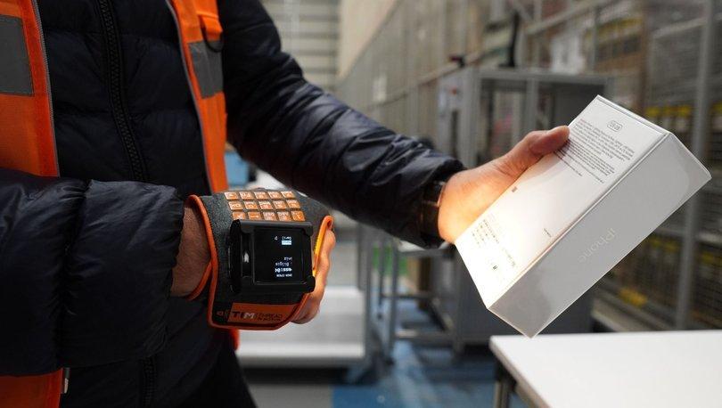 Türk girişimcilerden endüstri 5.0 ürünü akıllı eldiven