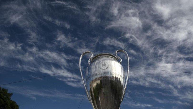 UEFA Şampiyonlar Ligi kupası, 21 Nisan'da İstanbul'a getiriliyor