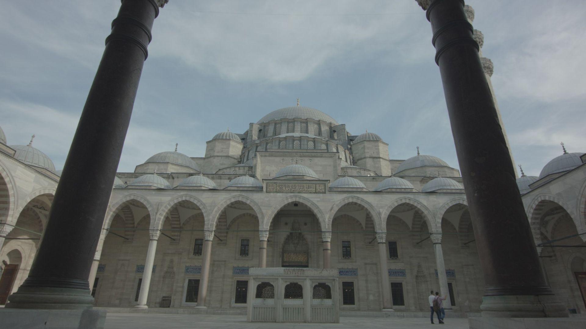 Atlas Sineması'ndaki ilk gala 'Mimarların Piri Sinan' belgeseline yapılacak