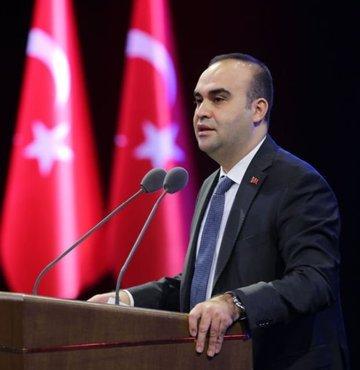 Sanayi ve Teknoloji Bakan Yardımcısı Mehmet Fatih Kacır, Türkiye