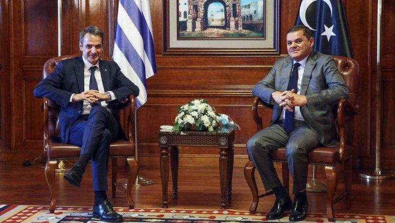 SON DAKİKA: Yunanistan Başbakanı Miçotakis'ten skandal sözler! - Haberler