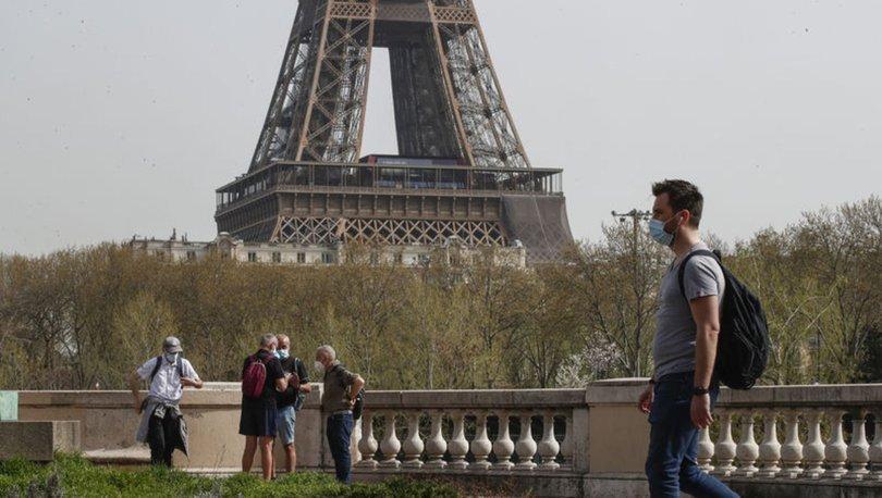 Paris'te 2017'den bu yana 1164 işletme, gösteriler ve Kovid-19 salgını nedeniyle iflas etti