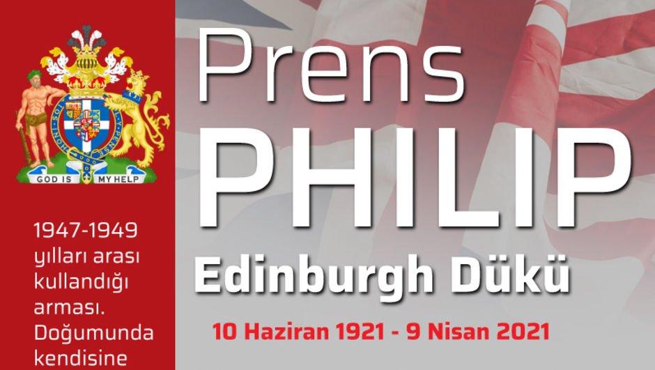 Edinburgh Dükü Prens Philip