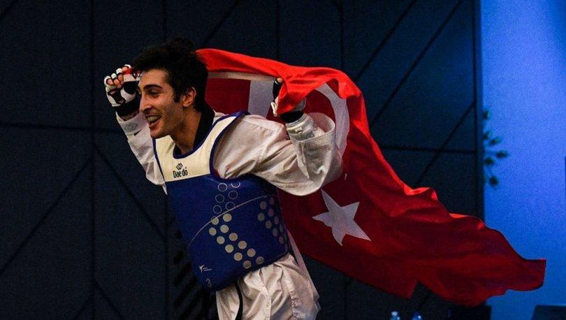 Hakan Reçber, Avrupa şampiyonu oldu