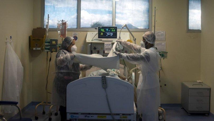 Dünya genelinde yeni tip koronavirüs (Kovid-19) vaka sayısı 135 milyonu aştı