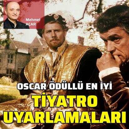 Oscar ödüllü en iyi 12 tiyatro uyarlaması