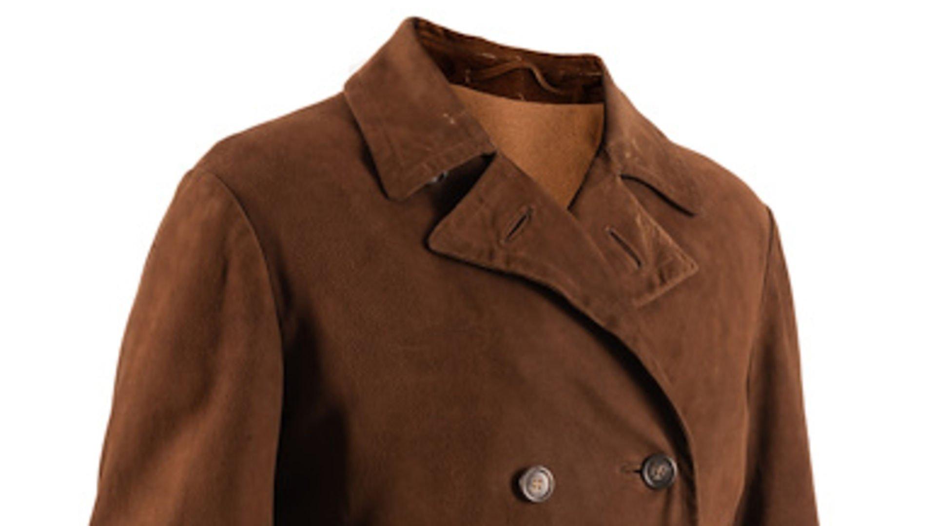 Atatürk'ün ceketi açık artırmada